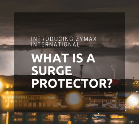 Zymax International surge protection